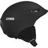 UVEX Gamma casco nero